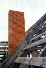 Двухрядный семиканальный стояк, высота 6,5м. с. Чардым.