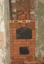 Ремонт газовой отопительной печи, установка духовки. г. Саратов.