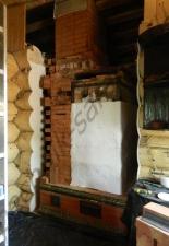 Перекладка разрушенного наружнего контура печи после не профессиональной работы плотнико при монтаже парной и крыши._2