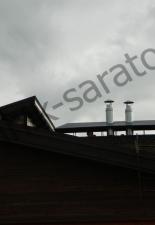 Гильзование дымоходных систем г.Саратов