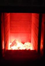 Банная печь №18