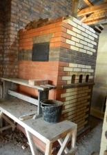 Банная печь на 200кг камня_15
