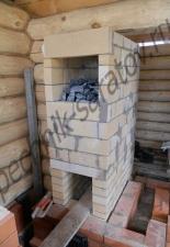 Банная печь на 200кг камня дачи