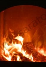 Банная печь периодического действия на 150кг камня г.Энгельс