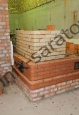 Банная печь на 300 кг камня г.Саратов