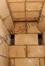Отопительная печь с хлебной камерой с.Старая Яблонка,Хвалынский район