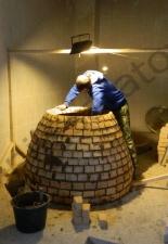 Газовые тандыры в кафе г.Саратов,ВСО