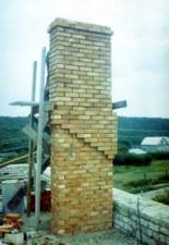 Трехканальный стояк, высота 4 м. п. Сокол.
