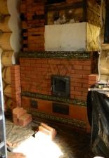 Перекладка разрушенного наружнего контура печи после не профессиональной работы плотнико при монтаже парной и крыши._10