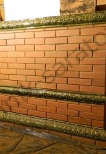 Перекладка разрушенного наружнего контура печи после не профессиональной работы плотнико при монтаже парной и крыши._12