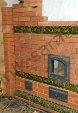 Перекладка разрушенного наружнего контура печи после не профессиональной работы плотнико при монтаже парной и крыши._15