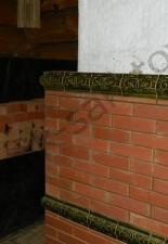 Перекладка разрушенного наружнего контура печи после не профессиональной работы плотнико при монтаже парной и крыши._16
