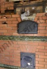 Перекладка разрушенного наружнего контура печи после не профессиональной работы плотнико при монтаже парной и крыши._19