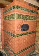 Перекладка разрушенного наружнего контура печи после не профессиональной работы плотнико при монтаже парной и крыши._29