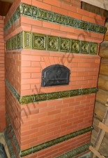 Перекладка разрушенного наружнего контура печи после не профессиональной работы плотнико при монтаже парной и крыши._30