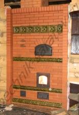 Перекладка разрушенного наружнего контура печи после не профессиональной работы плотнико при монтаже парной и крыши._32