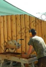 Перекладка разрушенного наружнего контура печи после не профессиональной работы плотнико при монтаже парной и крыши._9