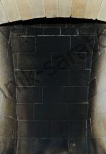 Ремонт пристенного камина
