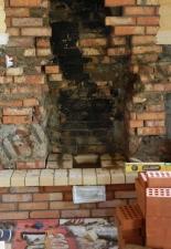 Ремонт камина,дачи Урицкого