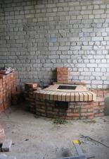 Пристенный камн,с.Чардым,Воскресенский р-н