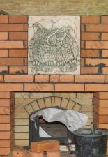 Русская печь с подтопком,Лен.обл.,город Приозерск