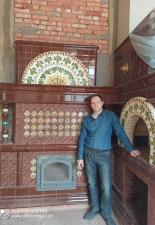 Разработчик и изготовитель изразцов Вальков С. г.Саратов