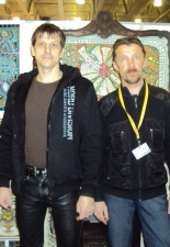 VI Международная выставка Москва 2012г.
