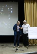 Семинар Х Колеватовские чтения 2019 г. СПБ.